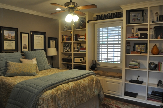 4th bedroom guest room