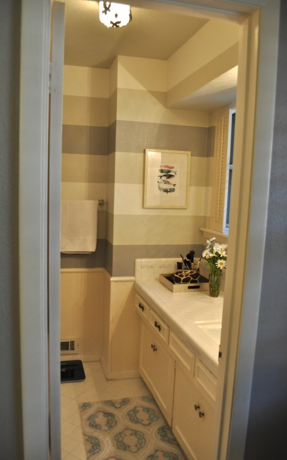 Maste Bath - Progress