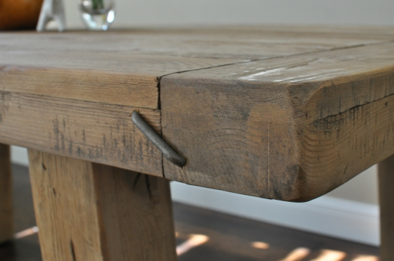 detail table end
