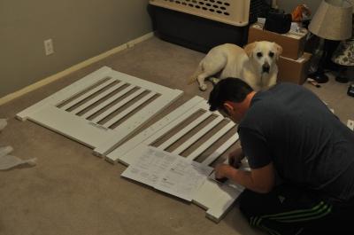 Building Crib 1