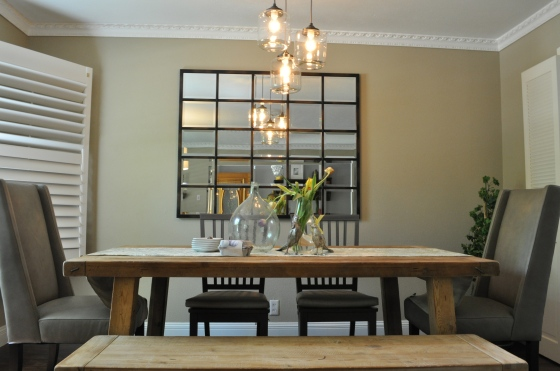 Dining Room After Fixture