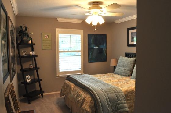 Guest Room - Fan