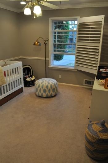 Nursery w:Fan