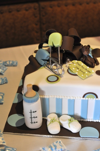 B. Shower Cake