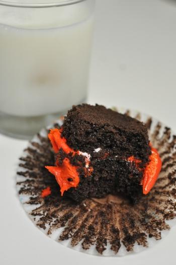 cupcake finish