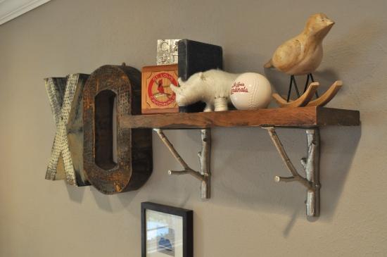 XO & Shelf