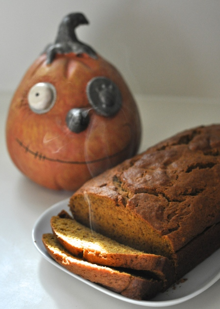 Pumpkin Bread Cover