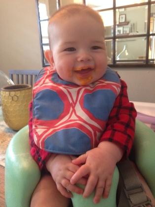 First Food - Sweet Potatoes