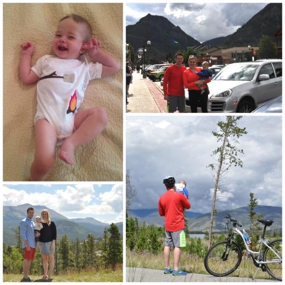 Biking Breck Collage
