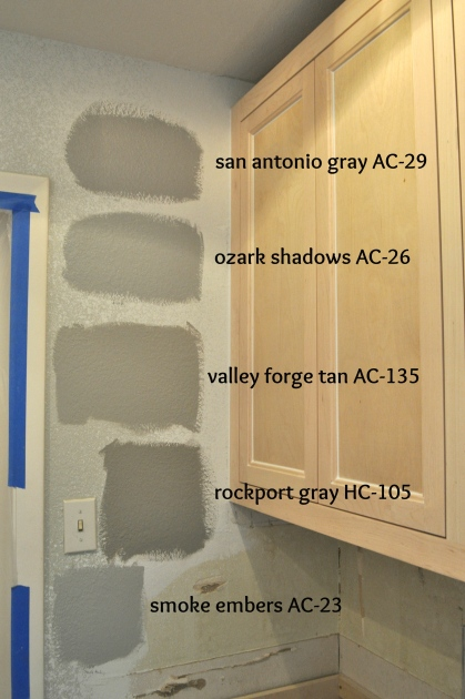 paint colors wo painted cabinets