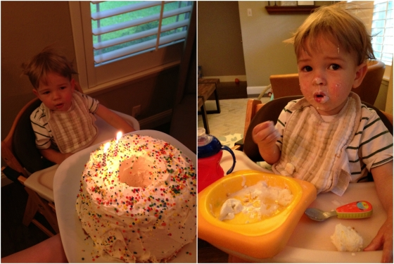 Jack's 2nd Birthday
