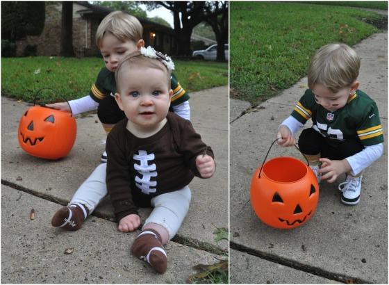 Meredith's 1st Halloween