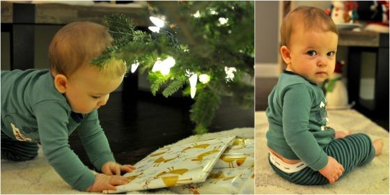 Mer's 1st Christmas
