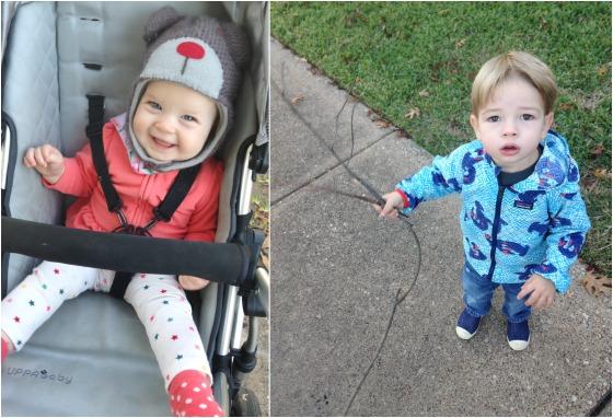 Walking Babies