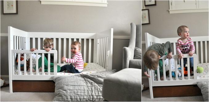 Babies in Jack's Bed